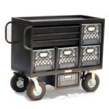 4-Crate Set Box Mini Cart <br />SB-04H MINI